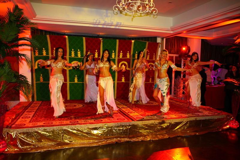 spectacle de danse orientale - ids animations