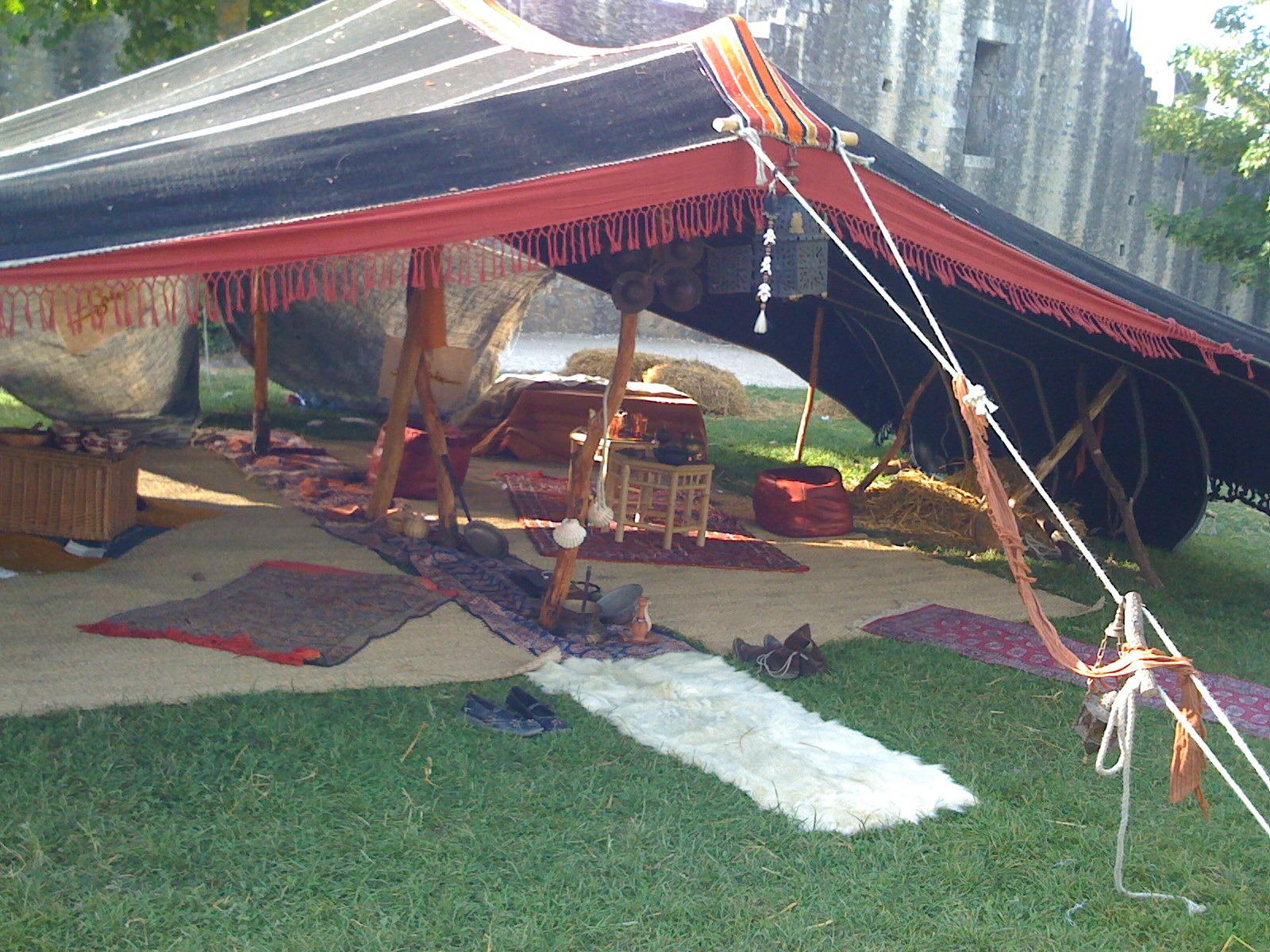 location de tente berbère - IDS ANIMATIONS