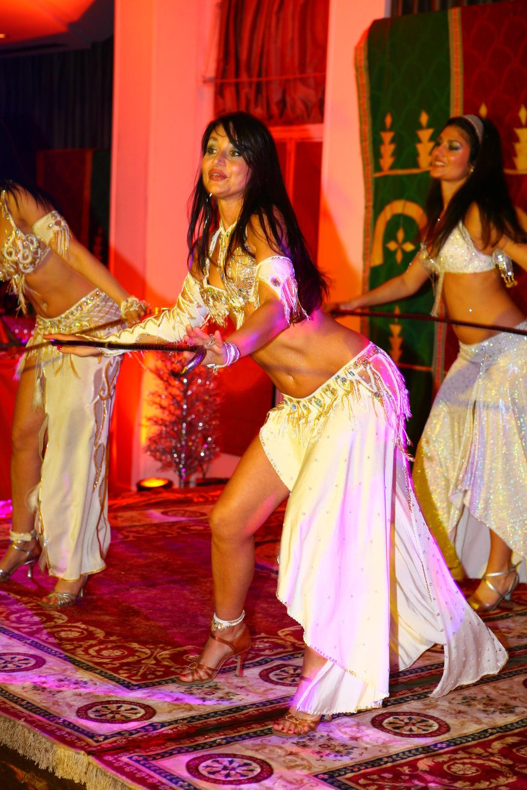 danseuse orientale - ids animations